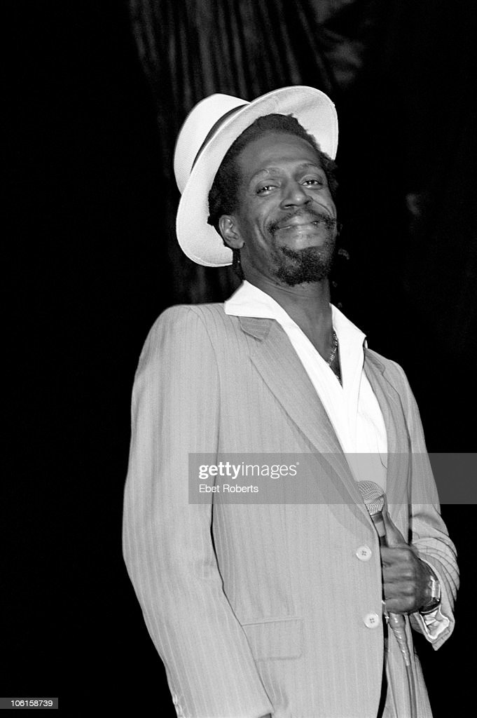 Gregory Isaacs In New York : News Photo