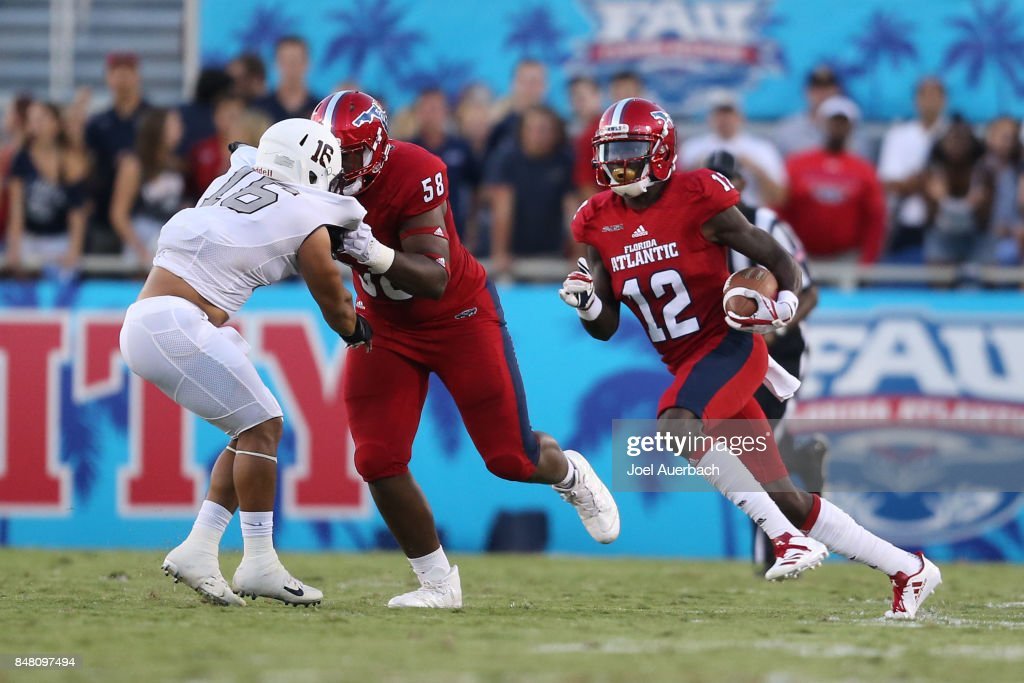 Bethune Cookman v Florida Atlantic