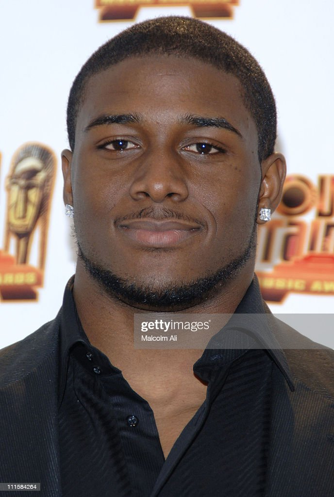Reggie Bush during 20th Annual Soul Train Awards - Press Room in Los Angeles, California, United States.