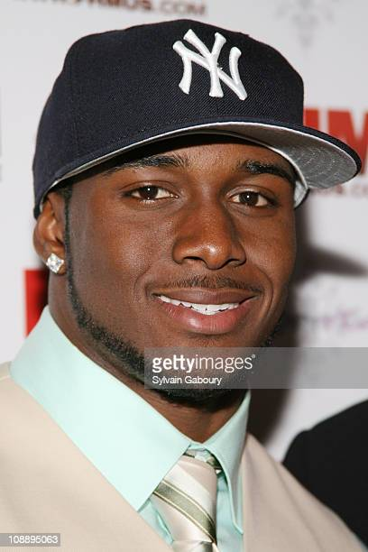 Reggie Bush during FHM Party for the NFL Players Draft at Gypsy Tea in New York, NY, United States.