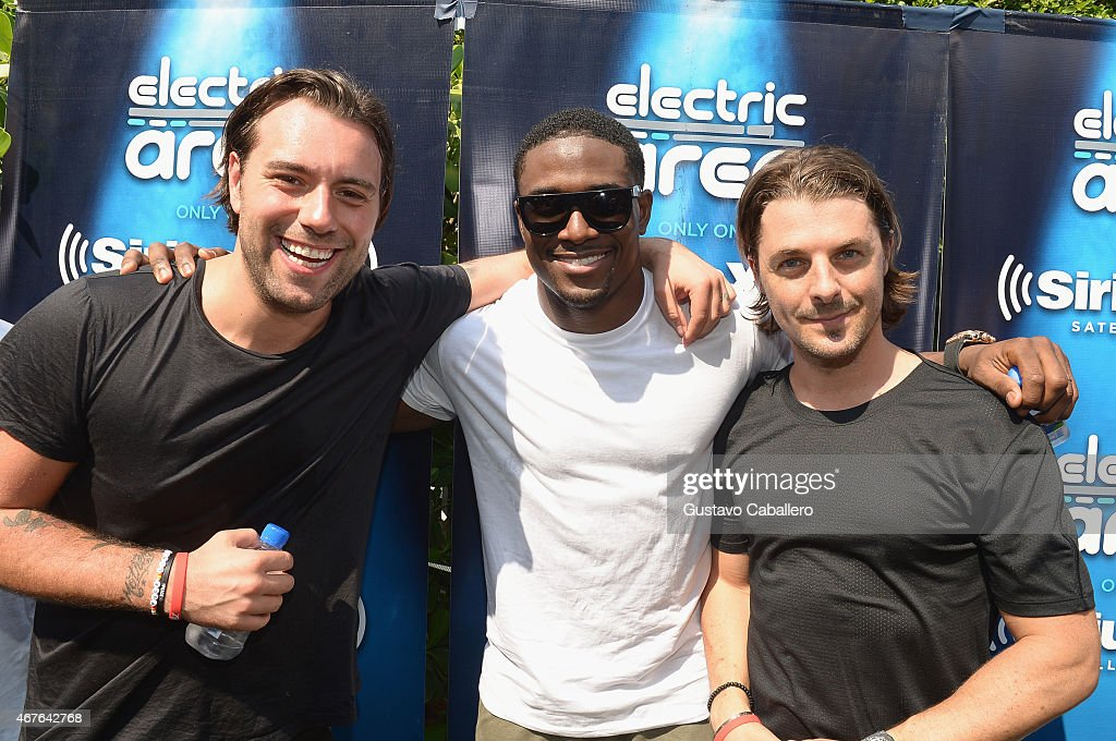 """SiriusXM""""s """"UMF Radio"""" Broadcast Live From The SiriusXM Music Lounge At The W Hotel In Miami - Day 2"""