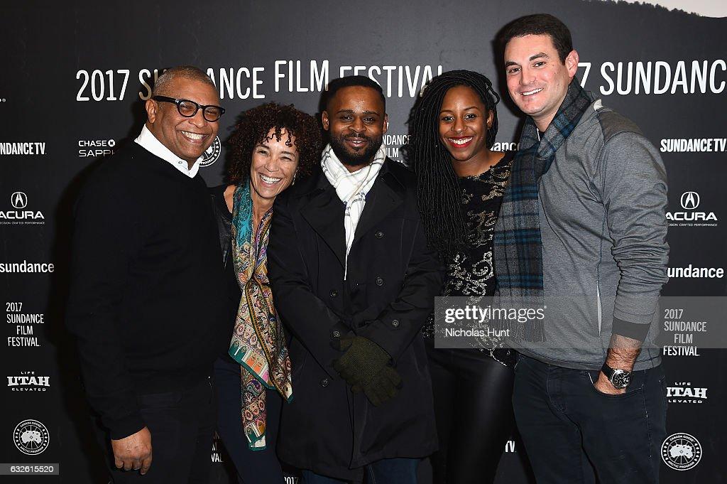 """Burning Sands"" Premiere - 2017 Sundance Film Festival"