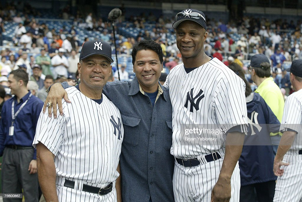 New York Yankees Old Timers' Day - June 24, 2006 : News Photo