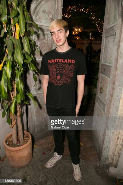 Reggie Webber attends the MetaLife Launch Influencer Dinner at Bacari W 3rd on November 17 2019 in Los Angeles California