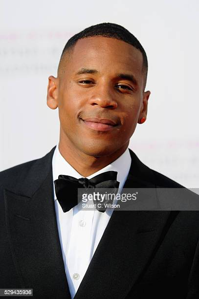 Reggie Yates attends the House Of Fraser British Academy Television Awards 2016 at the Royal Festival Hall on May 8 2016 in London England