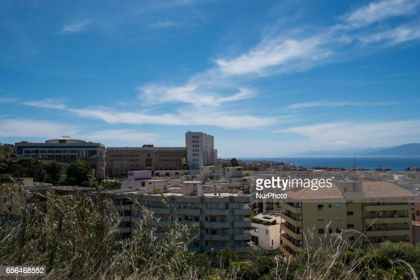 Reggio Calabria District Calabria March 22/2017 it is territory very beautiful but much social problems and from managed Ndrangheta