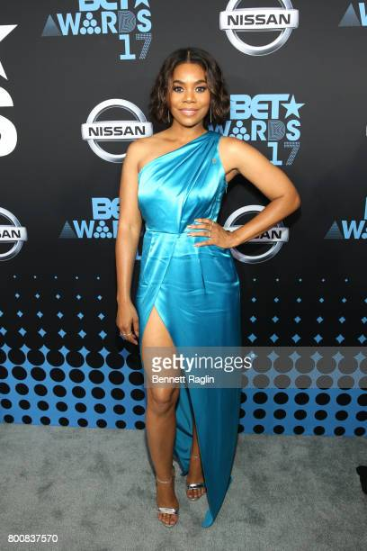 Regina Hall at the 2017 BET Awards at Staples Center on June 25 2017 in Los Angeles California