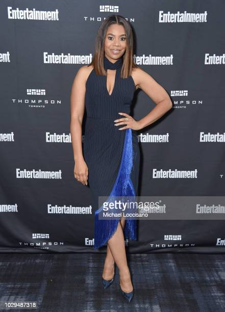 Regina Hall attends Entertainment Weekly's Must List Party at the Toronto International Film Festival 2018 at the Thompson Hotel on September 8 2018...