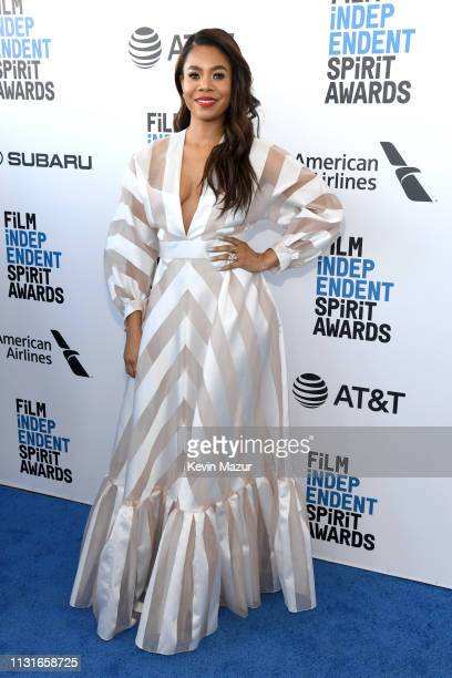 Regina Hall attends the 2019 Film Independent Spirit Awards on February 23 2019 in Santa Monica California