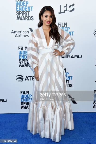Regina Hall attends the 2019 Film Independent Spirit Awards on February 23 2019 in Santa Monica California