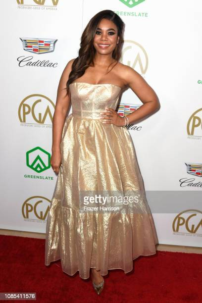 Regina Hall attends the 30th annual Producers Guild Awards at The Beverly Hilton Hotel on January 19 2019 in Beverly Hills California