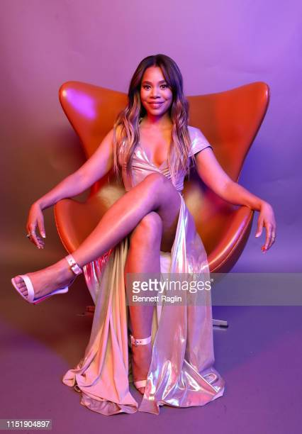 Regina Hall poses for a portrait during the BET Awards 2019 at Microsoft Theater on June 23 2019 in Los Angeles California
