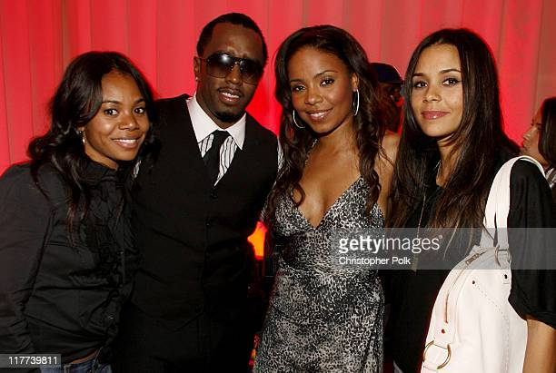 Regina Hall Sean Diddy Combs Sanaa Lathan Kidada Jones