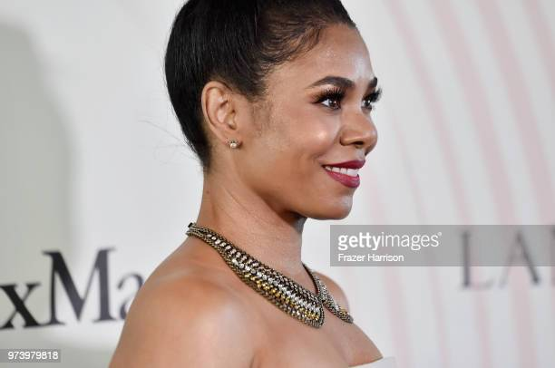 Regina Hall wearing Max Mara attends the Women In Film 2018 Crystal Lucy Awards presented by Max Mara Lancôme and Lexus at The Beverly Hilton Hotel...