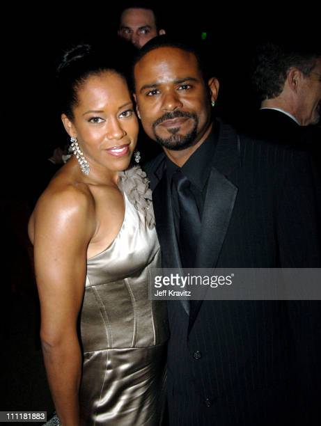 Regina King and Ian Alexander Sr during The 77th Annual Academy Awards Governors Ball at Kodak Theatre in Los Angeles California United States