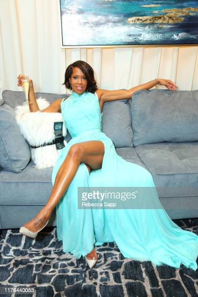 Regina King attends Backstage Creations Giving Suite At The Emmy Awards - Day 2 at Microsoft Theater on September 22, 2019 in Los Angeles, California.