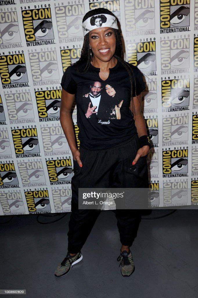 Comic-Con International 2018 - Entertainment Weekly's Women Who Kick Ass Panel