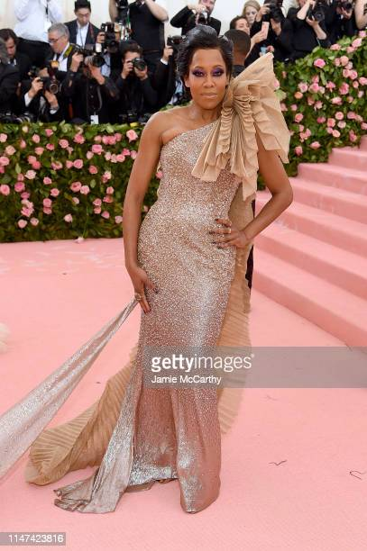 Regina King attends The 2019 Met Gala Celebrating Camp Notes on Fashion at Metropolitan Museum of Art on May 06 2019 in New York City