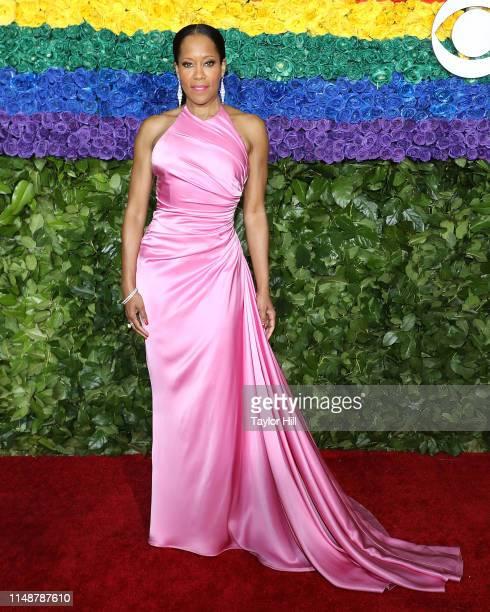 Regina King attends the 2019 Tony Awards at Radio City Music Hall on June 9, 2019 in New York City.