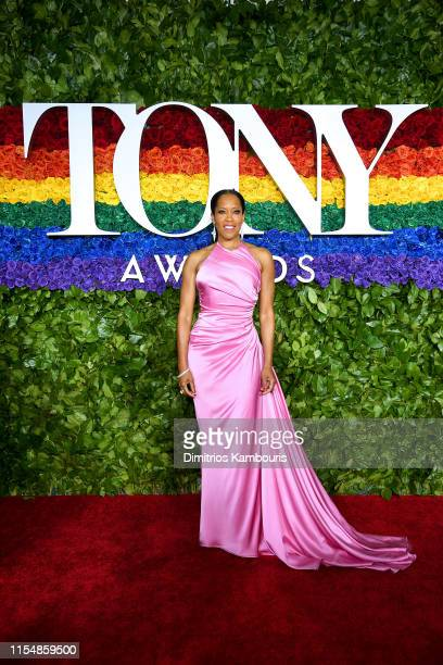 Regina King attends the 73rd Annual Tony Awards at Radio City Music Hall on June 09 2019 in New York City