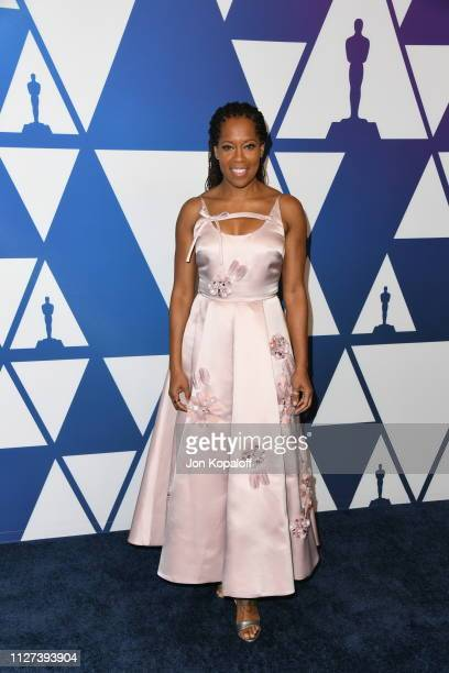 Regina King attends the 91st Oscars Nominees Luncheon at The Beverly Hilton Hotel on February 04 2019 in Beverly Hills California