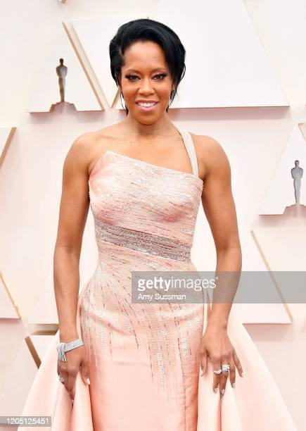 Regina King attends the 92nd Annual Academy Awards at Hollywood and Highland on February 09, 2020 in Hollywood, California.