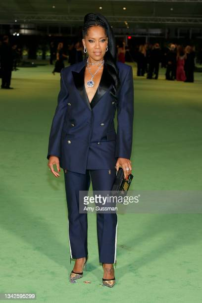 Regina King attends The Academy Museum of Motion Pictures Opening Gala at The Academy Museum of Motion Pictures on September 25, 2021 in Los Angeles,...