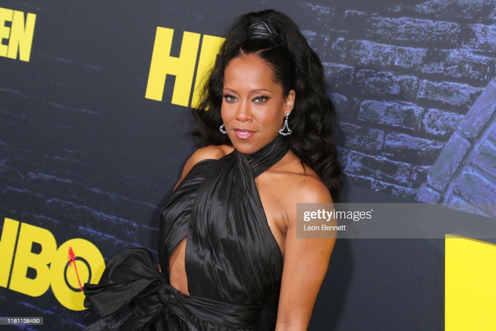 """Premiere Of HBO's """"Watchmen"""" - Arrivals : Nieuwsfoto's"""