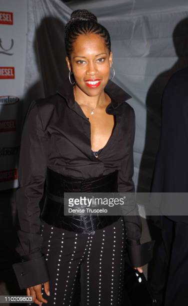 Regina King during 2004 Toronto International Film Festival - Diesel Dream Party Hosted by FQ Variety and AOL at Prego in Toronto, Ontario, Canada.