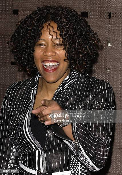 Regina King during InStyle Magazine and the DIC Host Luncheon to Celebrate 2005 Awards Season at Beverly Hills Hotel in Beverly Hills California...