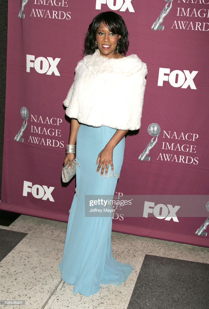 Regina King during The 36th Annual NAACP Image Awards - Arrivals at Dorothy Chandler Pavilion in Los Angeles, California, United States.