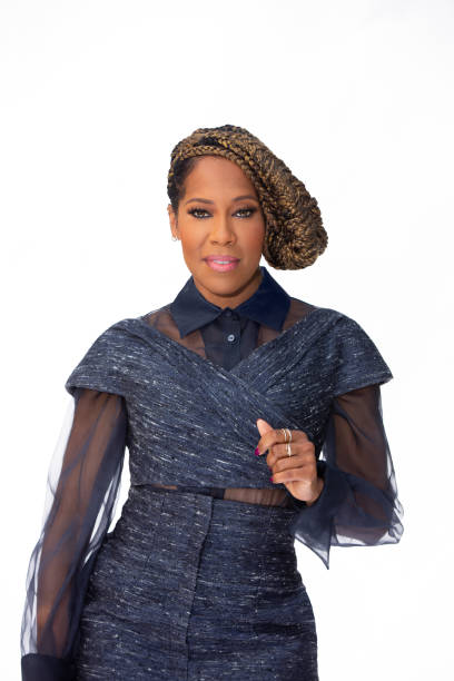 CA: Regina King's Red Carpet Look For The 73rd Directors Guild Of America Awards
