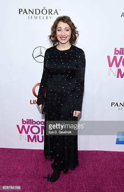Regina Spektor attends Billboard Women In Music 2016 airing December 12th On Lifetime at Pier 36 on December 9 2016 in New York City