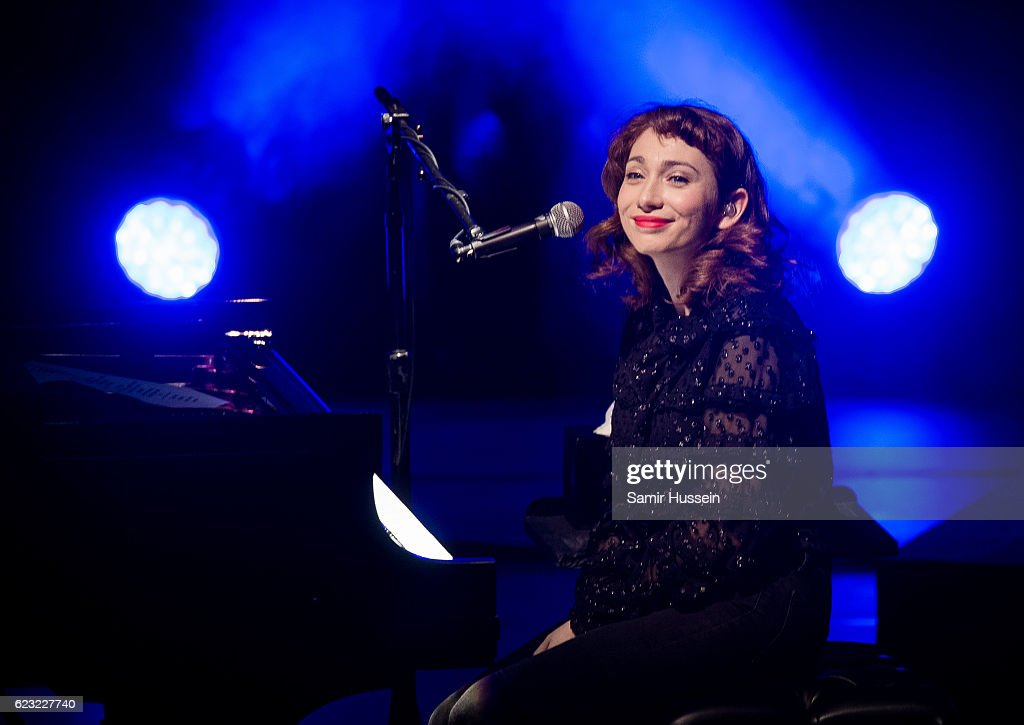 Regina Spektor Performs At The Royal Festival Hall