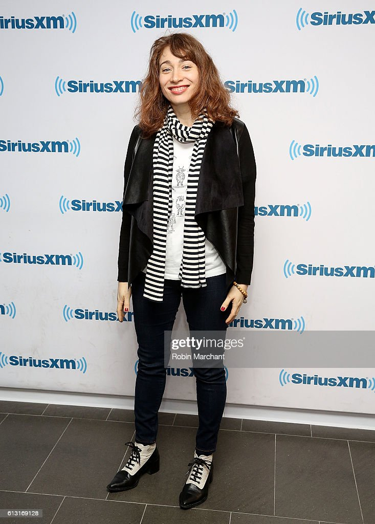 Celebrities Visit SiriusXM - October  7, 2016