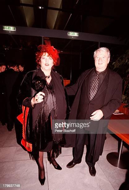 Regina Ziegler Begleitung Adolf Grimme Preis Verleihung 99 StadtMarl Theater