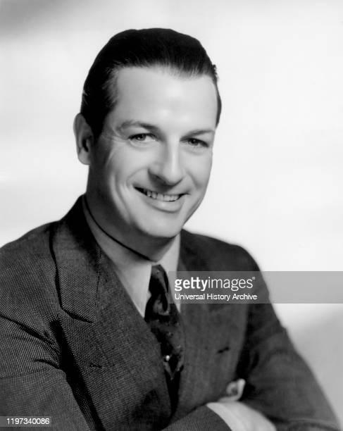 Reginald Denny Publicity Portrait for the Film Madame Satan MGM 1930