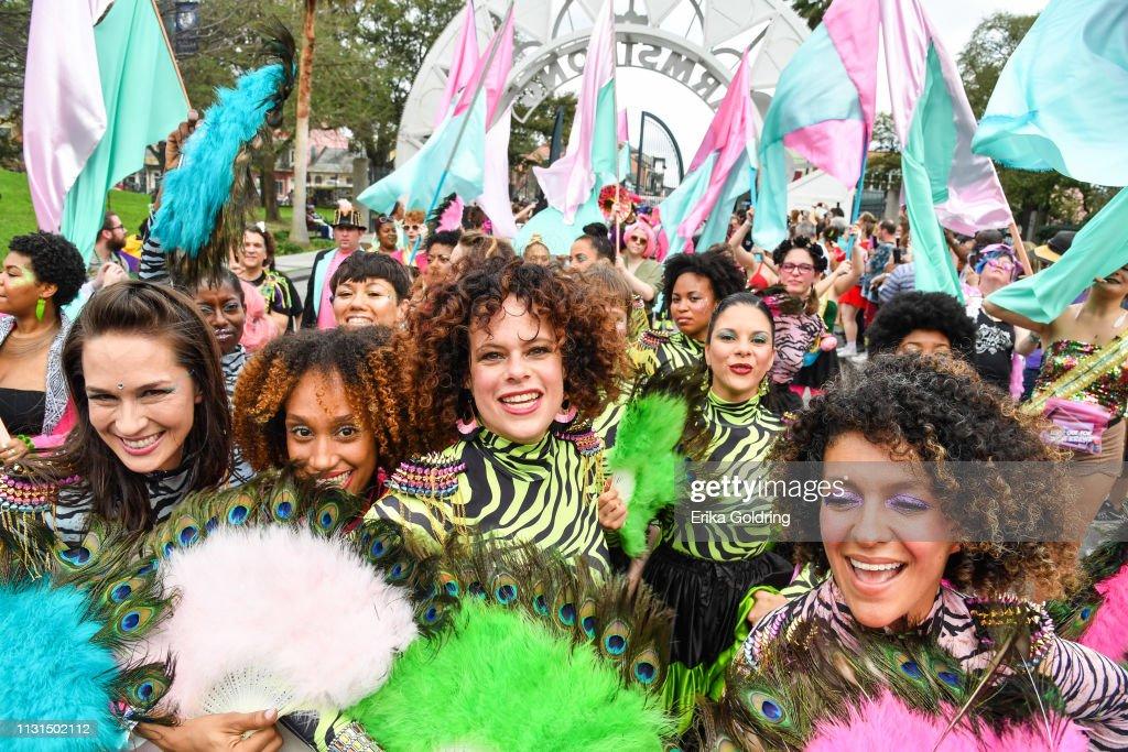 LA: Mardi Gras 2019 - February 22, 2019