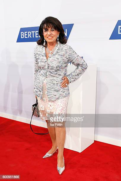 Regine Sixt attends the Bertelsmann Summer Party at Bertelsmann Repraesentanz on September 8 2016 in Berlin Germany