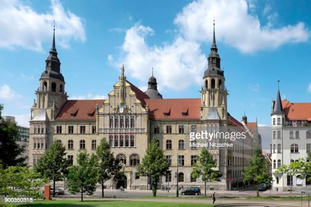 Regional Court, Halle an der Saale, Saxony-Anhalt, Germany