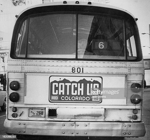 1981 MAR 12 1981 MAR 17 1981 Regional Transportation District Is there a hidden meaning