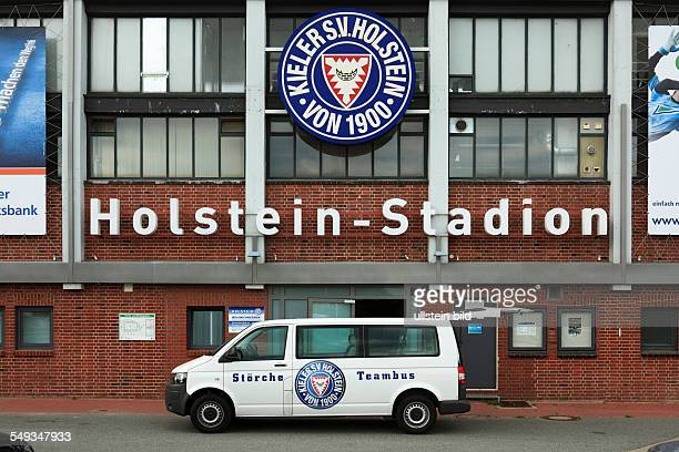 Regionalliga Nord, Holstein Stadium, home ground of Holstein Kiel