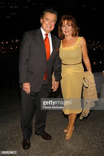 Regis Philbin and Joy Philbin attend VANITY FAIR Tribeca Film Festival Party hosted by Graydon Carter and Robert DeNiro at The State Supreme...
