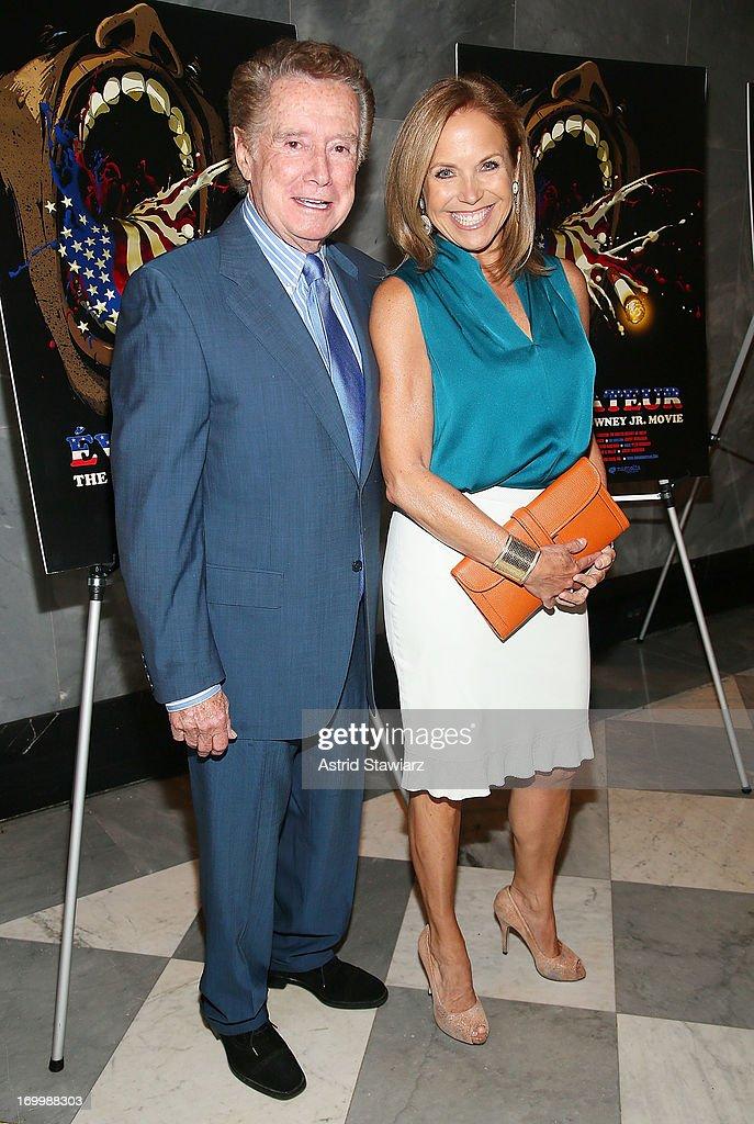 """EVOCATEUR: The Morton Downey Jr. Movie"" New York Premiere"