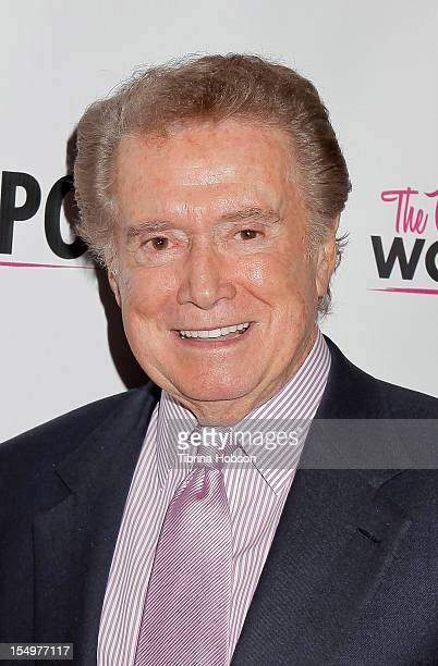 Regis Philbin attends the Los Angeles Women's Expo at Los Angeles Convention Center on October 28, 2012 in Los Angeles, California.