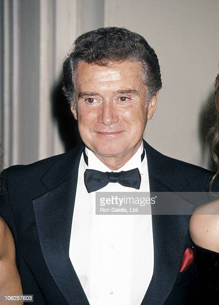 Regis Philbin during American Celtic Ball Honors Regis Philbin and Kathy Lee Gifford at Waldorf Astoria in New York City New York United States