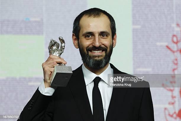 Regisseur Alexei Popogrebsky Auf Der Pressekonferenz Der Gewinner Der 60 Berlinale 2010 Im Hotel Hyatt In Berlin Am