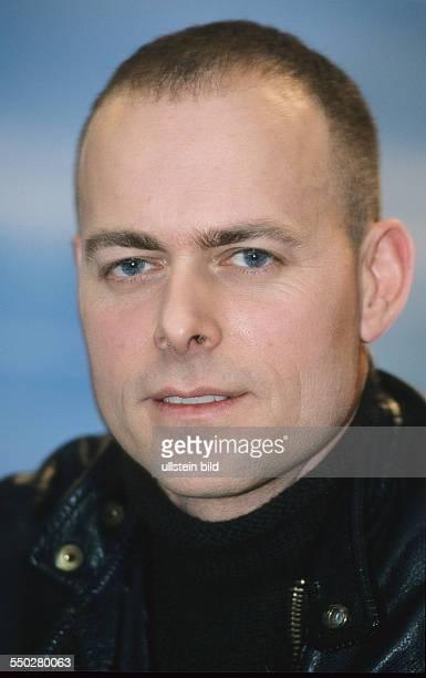 Regisseur Daniel Minahan während einer Pressekonferenz anlässlich der 51 Internationalen Filmfestspiele in Berlin
