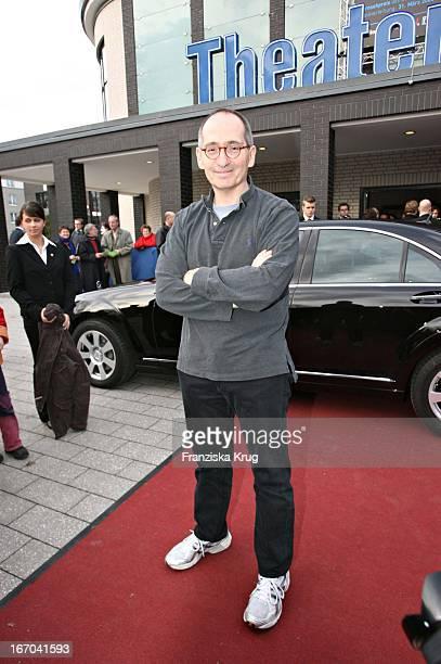 Regisseur Dominik Graf Bei Der Verleihung Des Adolf Grimme Preis In Marl Am 310306
