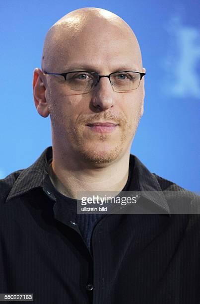 Regisseur Oren Overman während eines Pressetermins zum Film The Messenger anlässlich der 59 Internationalen Filmfestspiele in Berlin